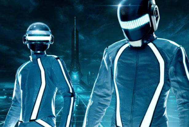 "Jay Z and Daft Punk's ""Computerized"" was ""Too Rooted in Real Life"" for the Tron: Legacy Soundtrack"