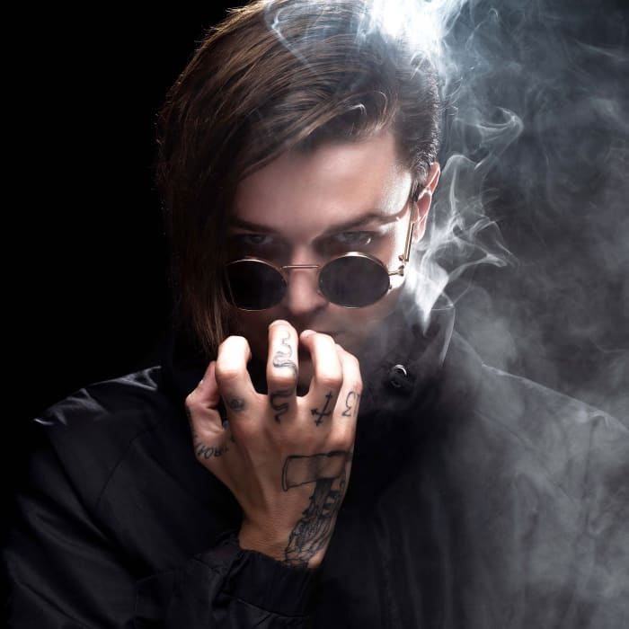 Premiere: Ghastly Drops Heavy, Eclectic Hard Summer Mix