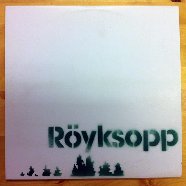 Banksy Painted Röyksopp Record Sells For Over $10k On Discogs