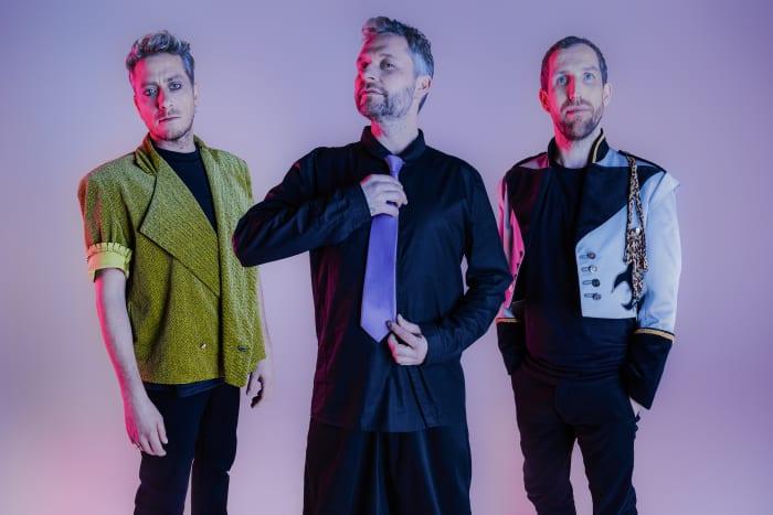 Martin Buttrich, Davide Squillace & Matthias Tanzmann Release Debut Album As Better Lost Than Stupid 'Wild Slide'