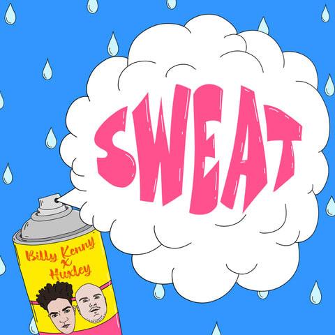 Premiere: Billy Kenny x Huxley - Sweat [Ultra]