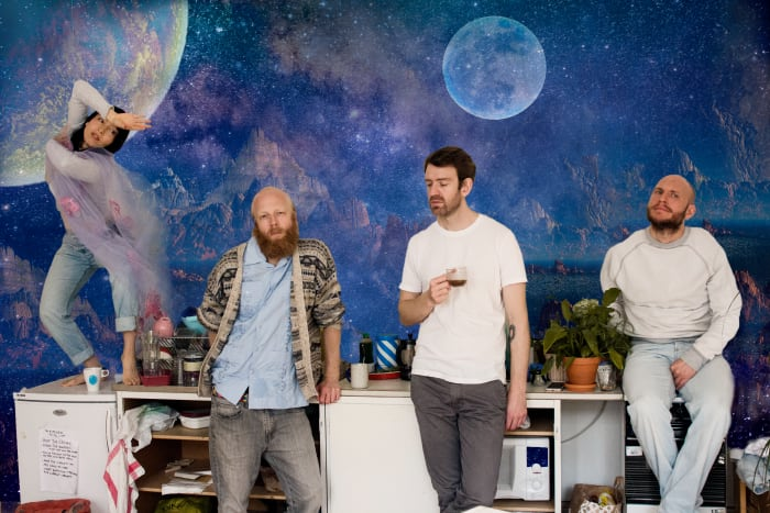 Little Dragon Shares Playful New Song 'Tongue Kissing'