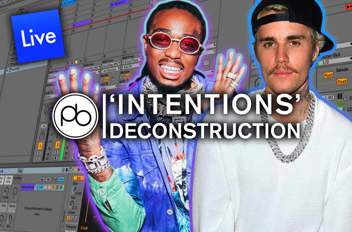 "Spotlight: Point Blank Track Deconstruction: Justin Bieber ft. Quavo – ""Intentions"""