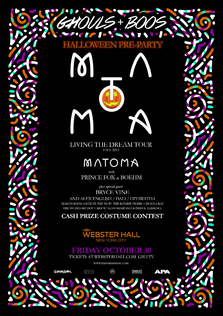 Happy Halloween Vibes With Matoma