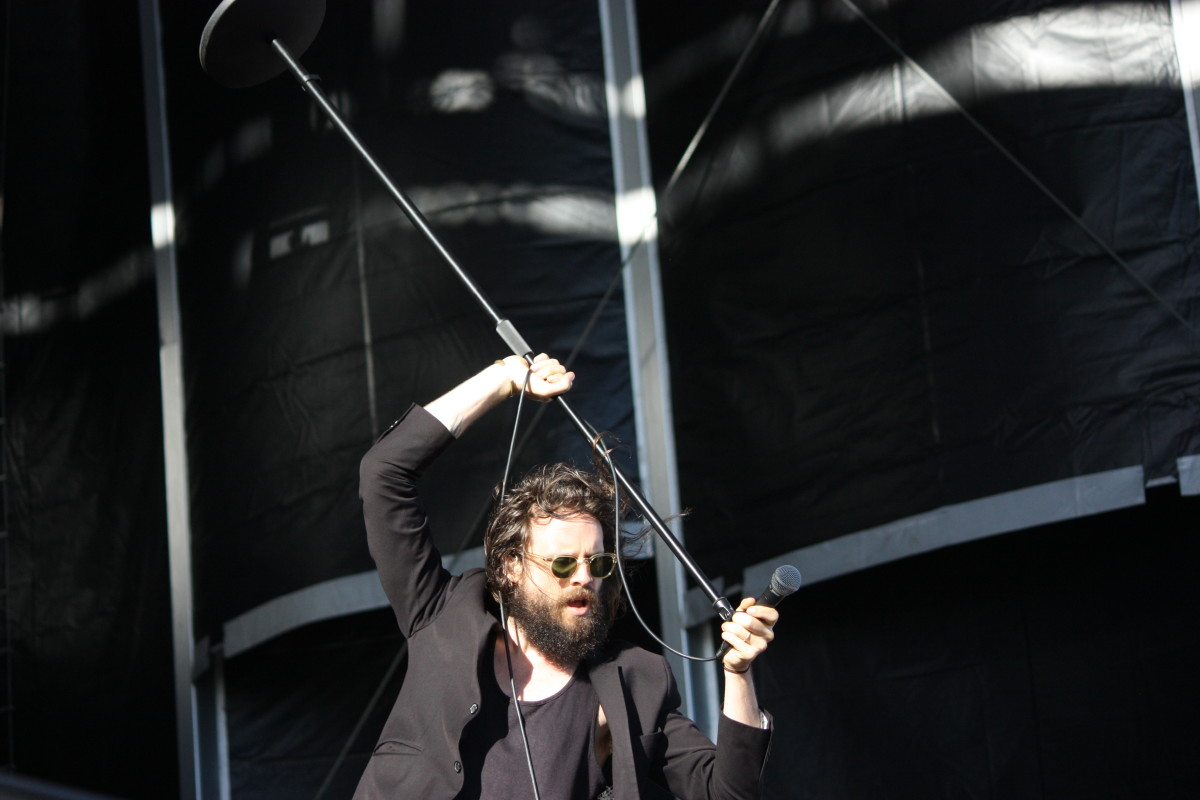 Treasure Island Music Festival 2015 - Father John Misty