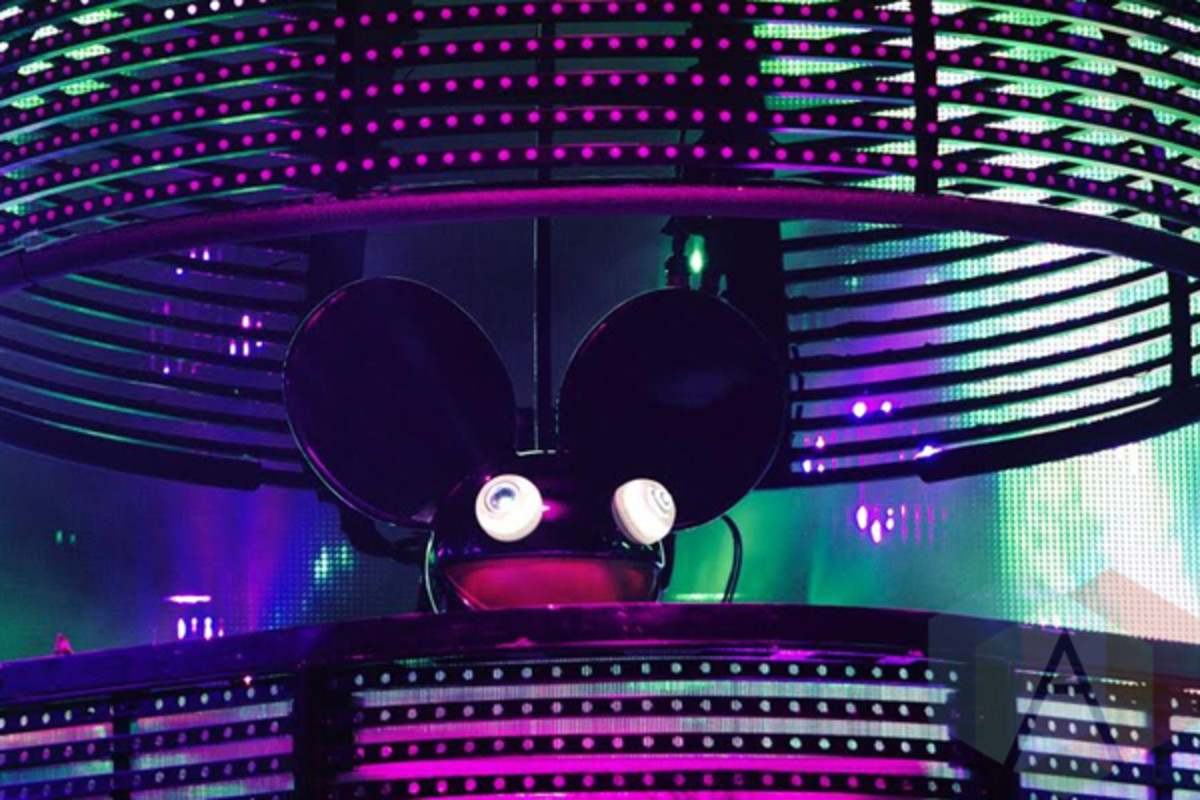 mau5 trap - Photo by Gary Chancer/Aesthetic Magazine
