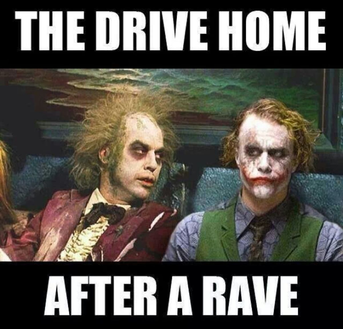 after the rave
