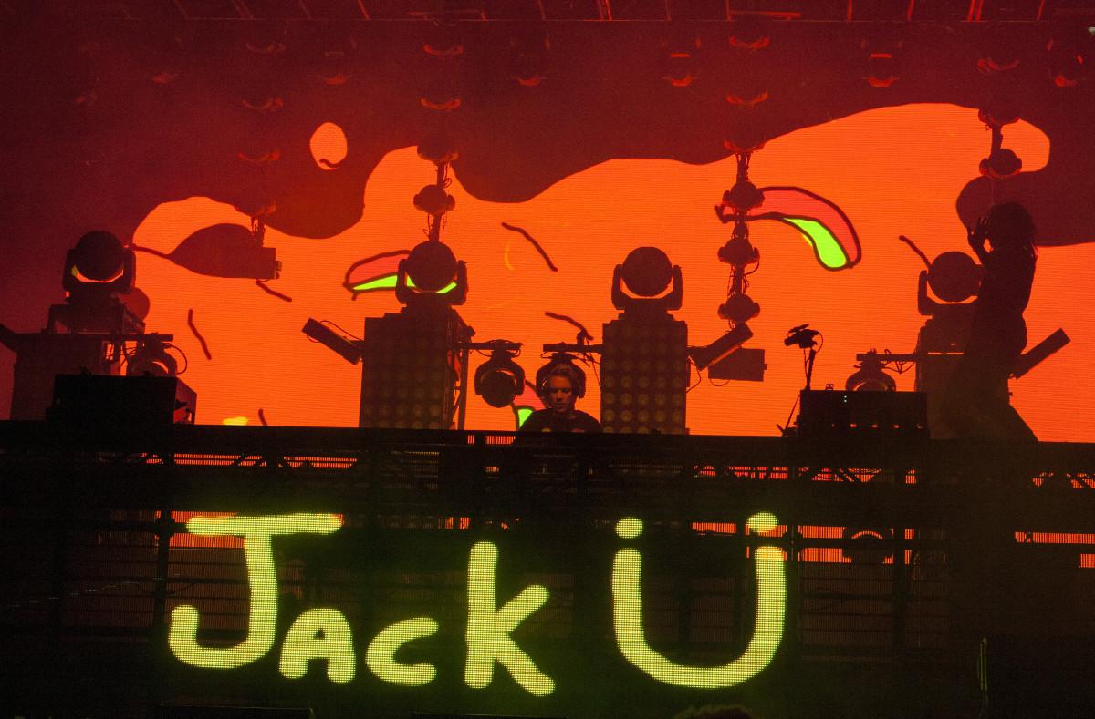 Jack U Voodoo
