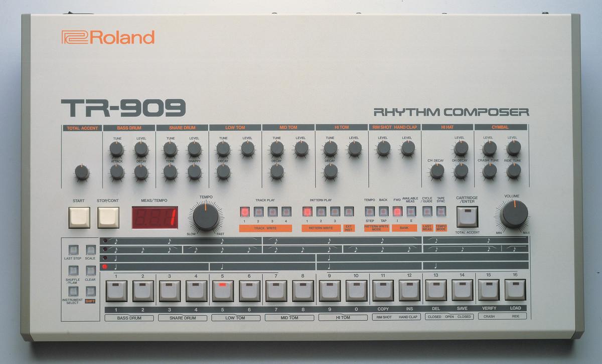 Roland 909