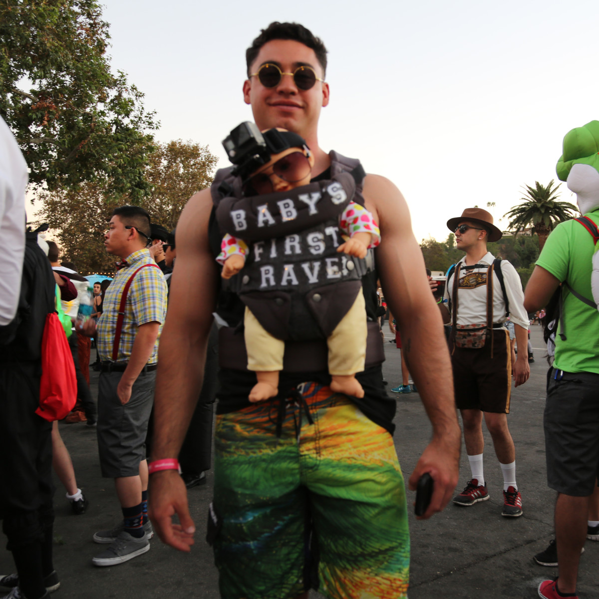 Baby's First Rave HARD DOTD 2015