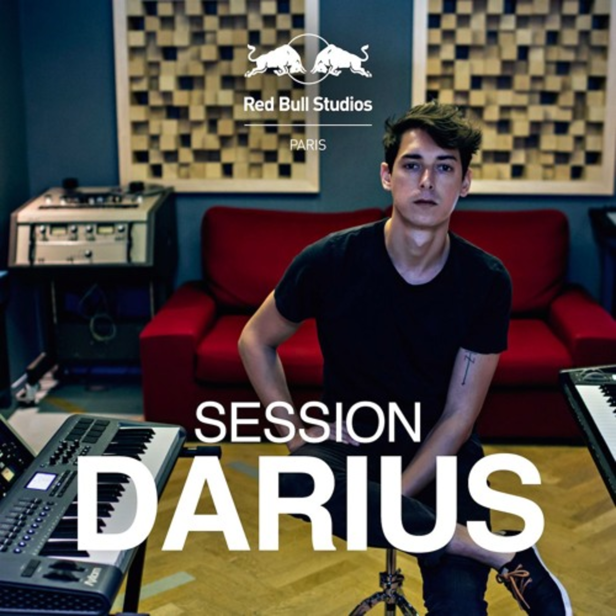 Darius Red Bull Studios Paris