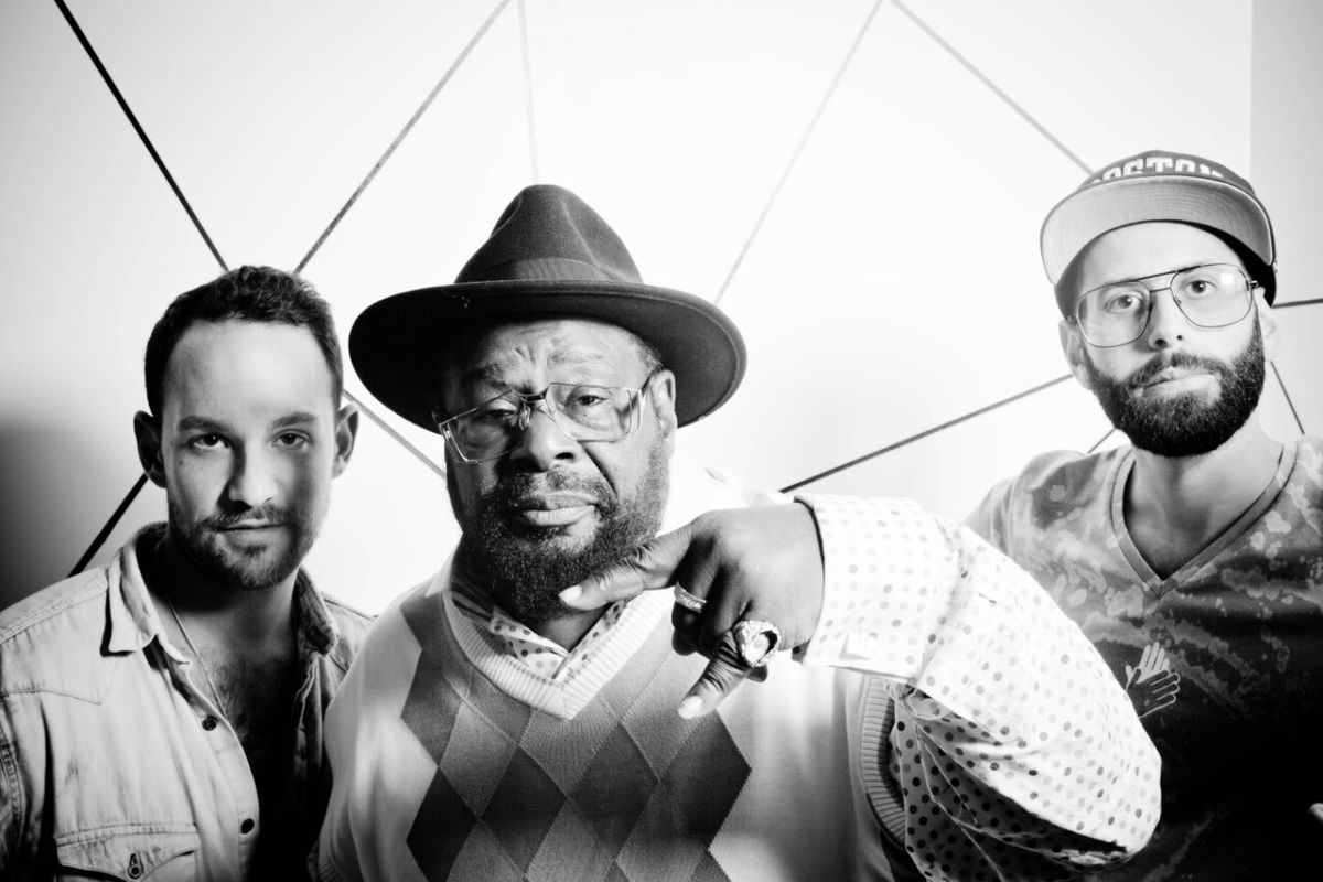 Soul Clap and George Clinton. Magnetic Magazine Feature