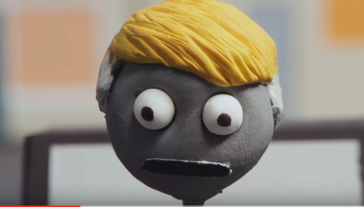Claymation Trump