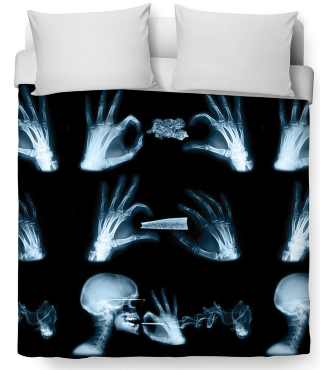 X-Ray Duvet Cover