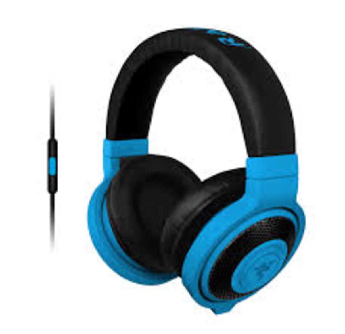 kraken mobile headphone