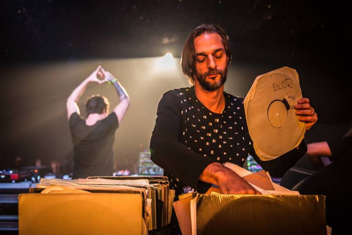 Ricardo Villalobos (Photo courtesy of Time Warp photo team Pearcey Proper and Stephen Bondio for aLIVEcoverage)