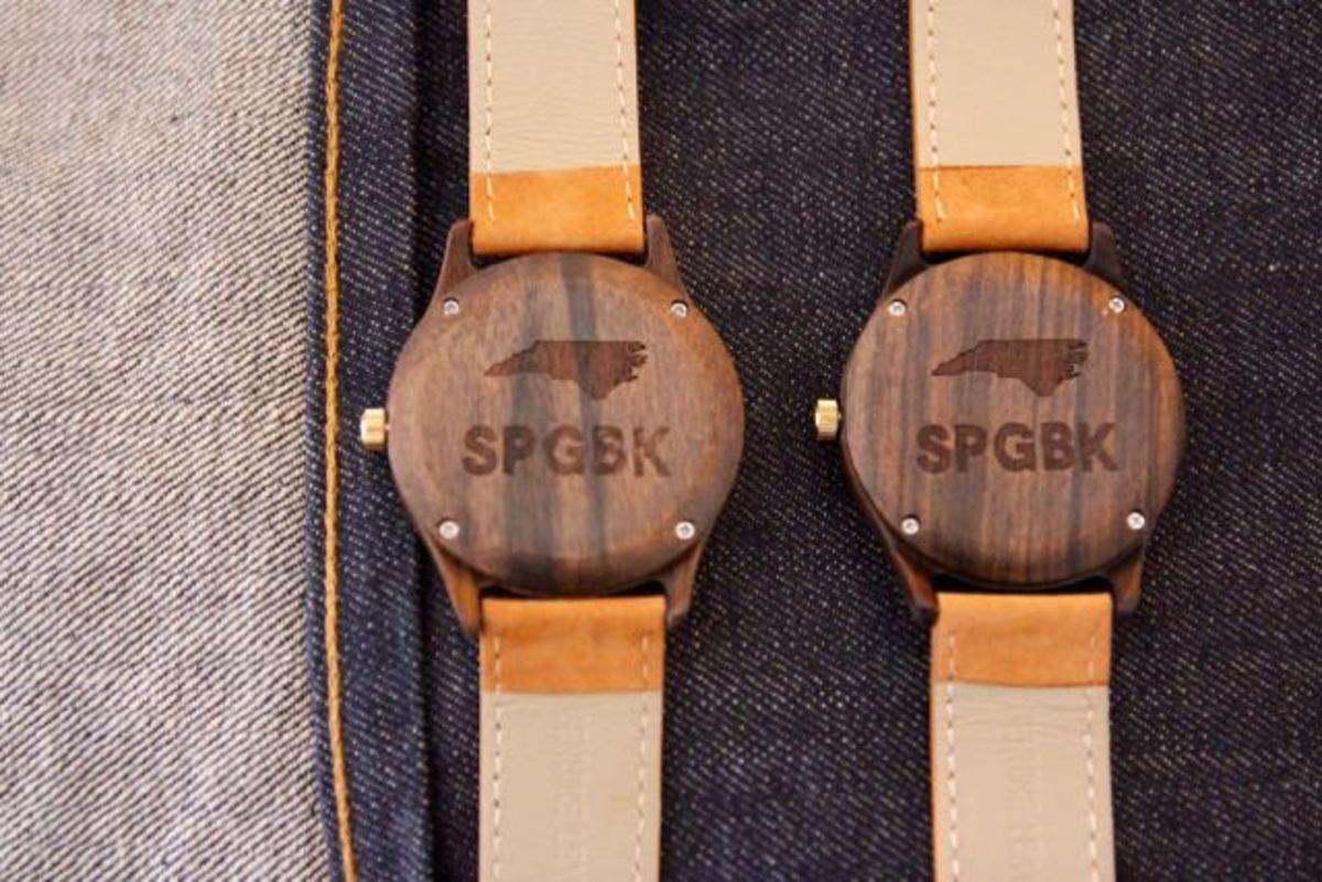 SPGBK Wood Watches
