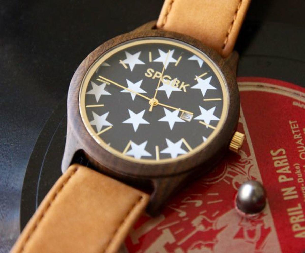 SPGBK All Star Watch