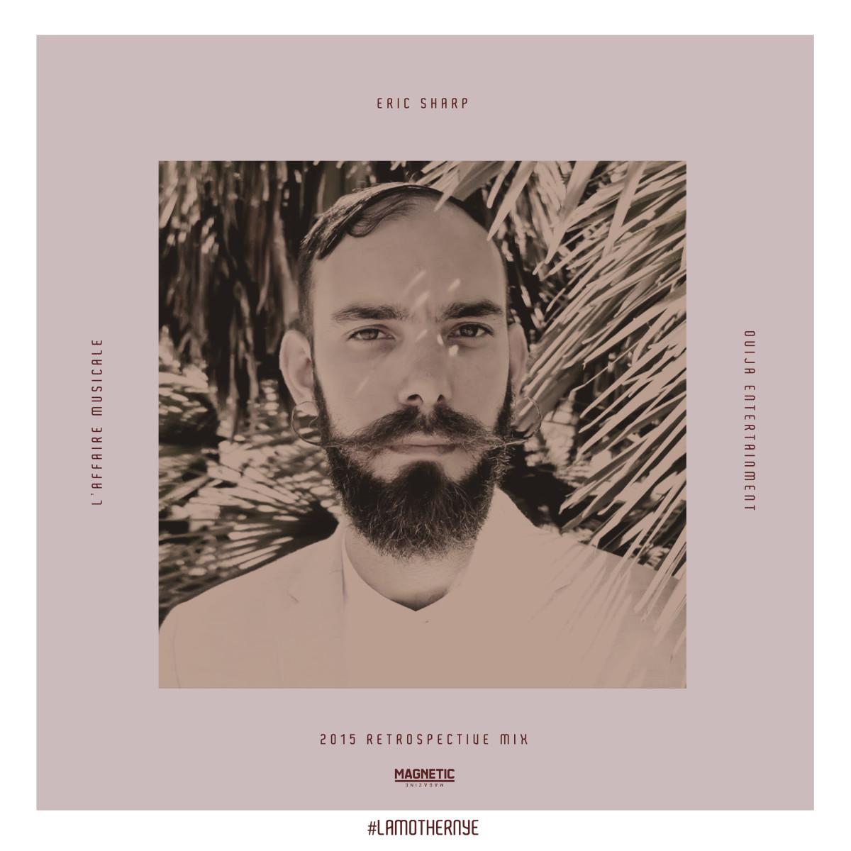 Eric Sharp DJ Mix Cover