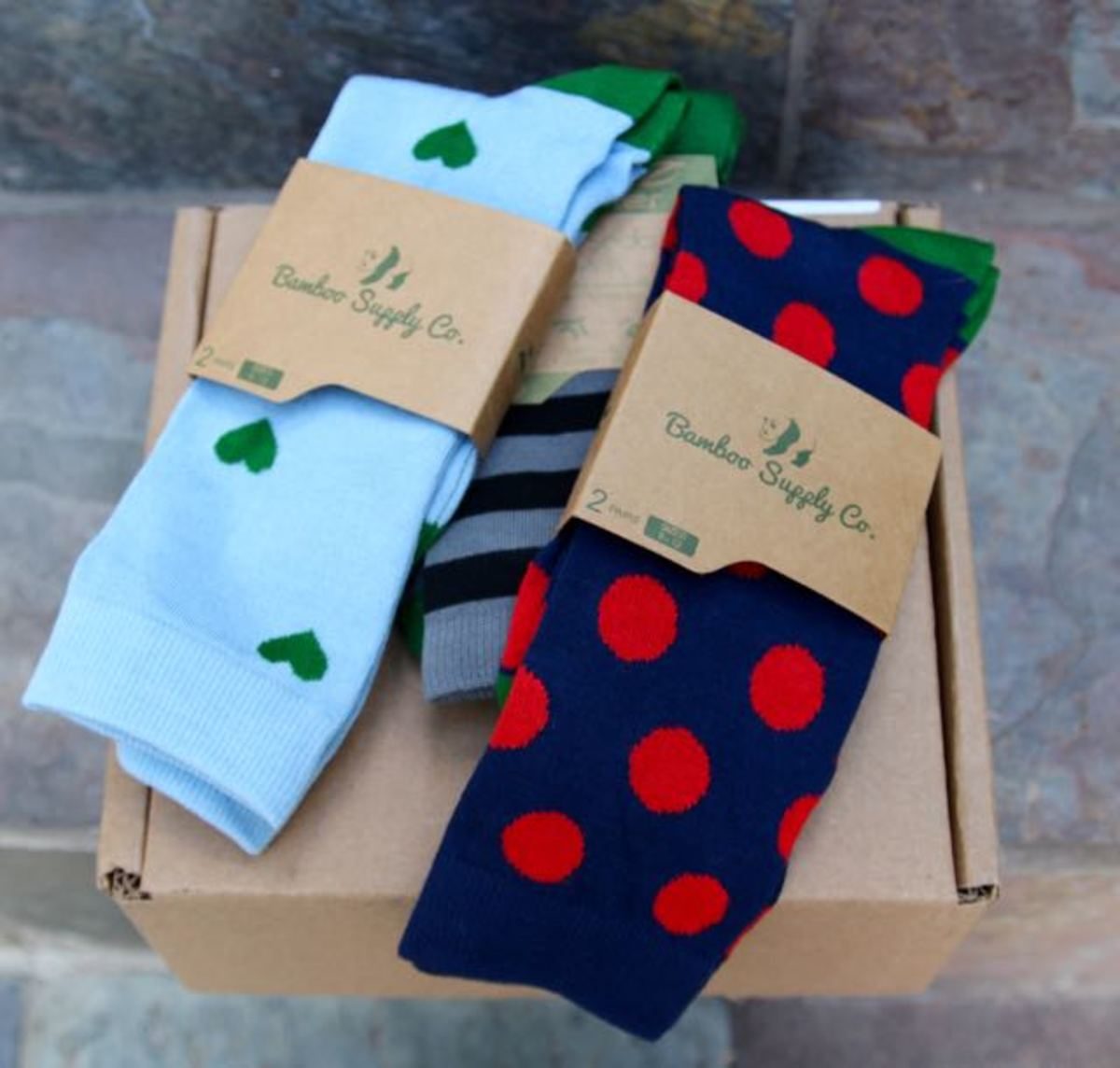 Bamboo Supply Co. Socks