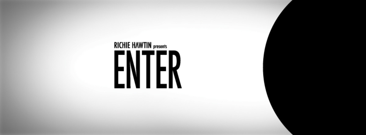 Richie Hawtin Enter