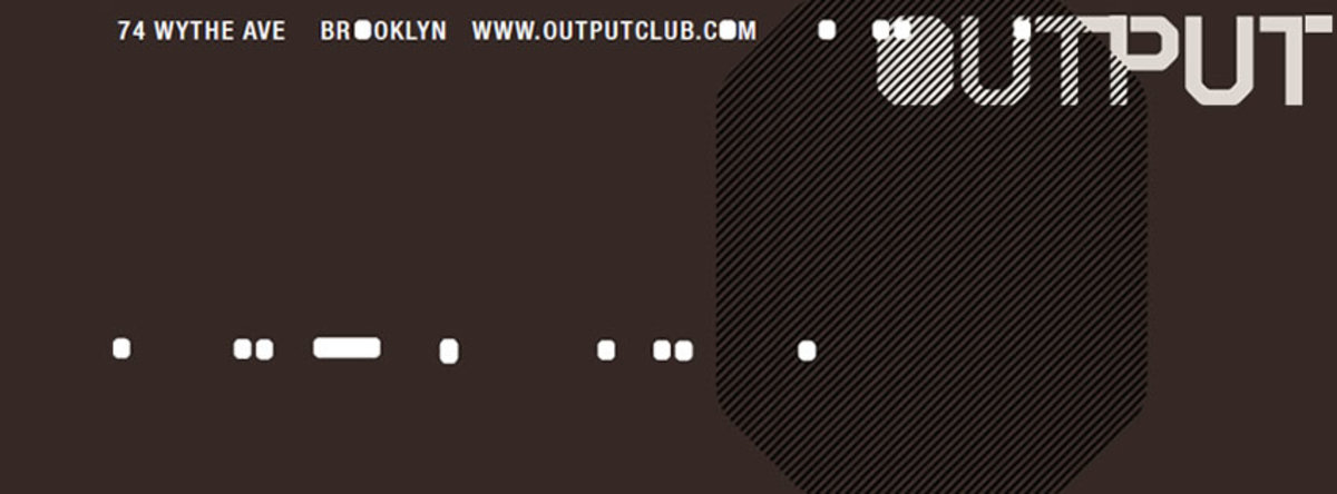 Output banner