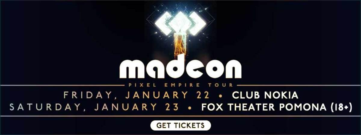 madeon tour image