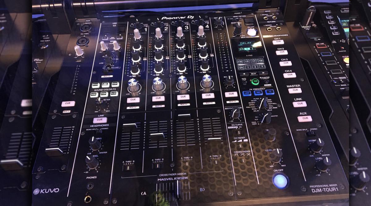 pioneer djm tour