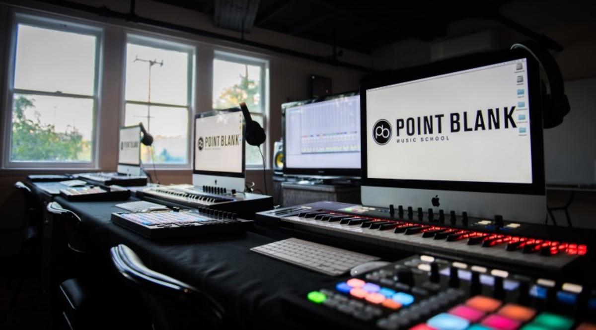 PB's New Spot - London
