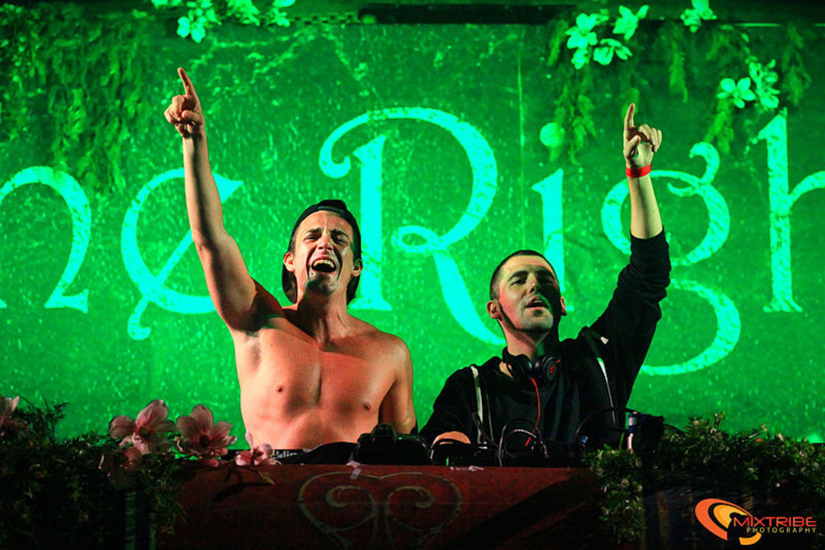 Dimitri Vegas & Like Mike (photo via Wikimedia Commons)