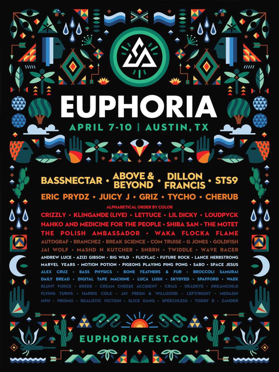 Euphoria 2016