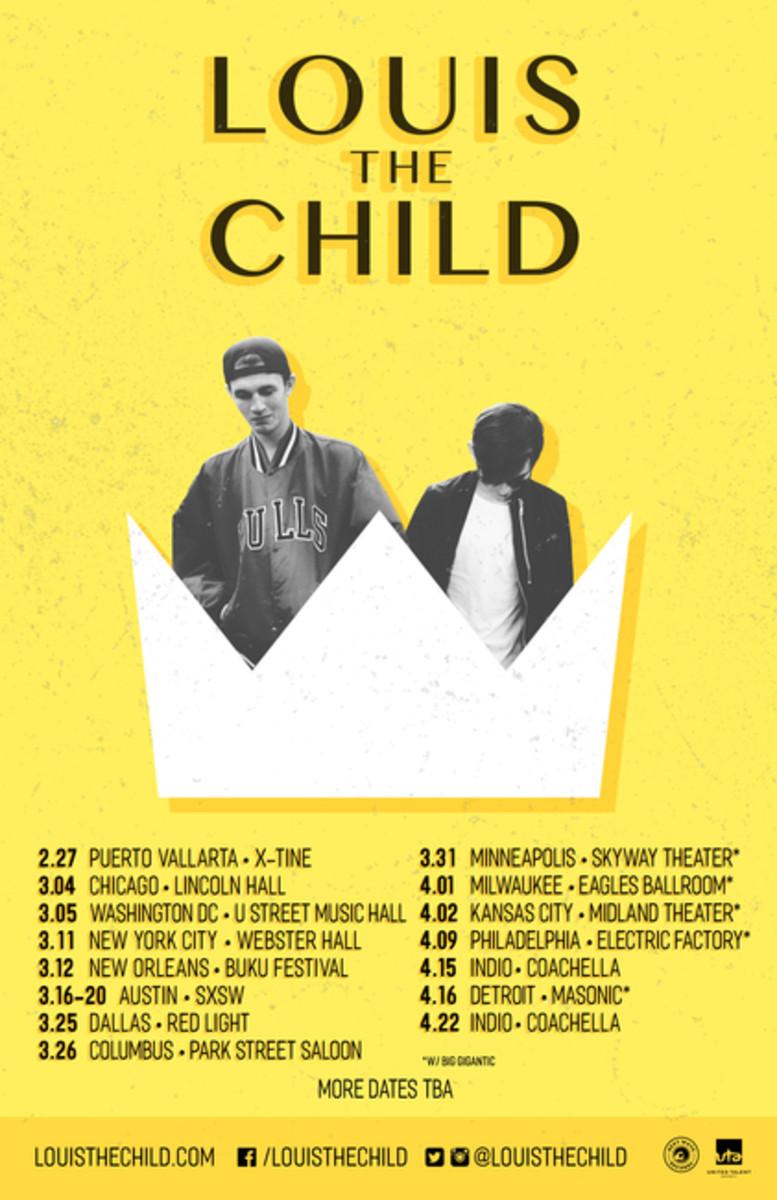 louis the child tour dates