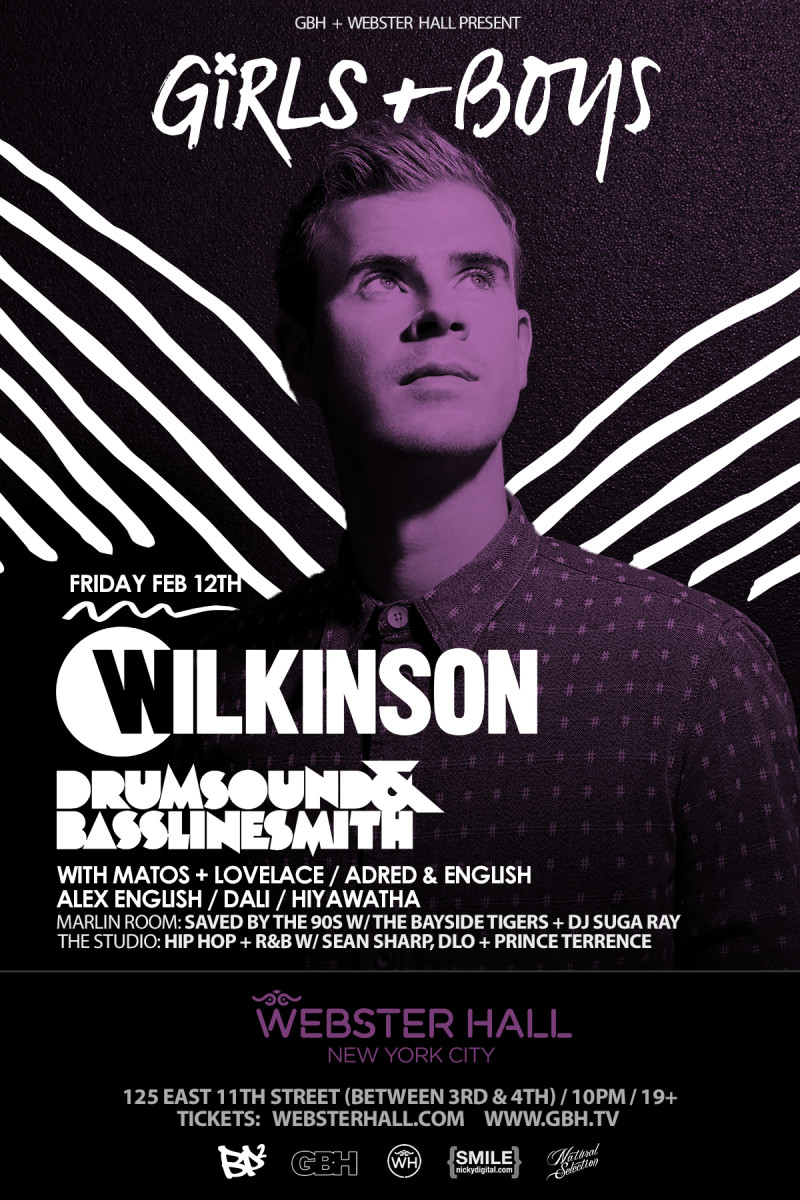 Wilkinson Tickets Here