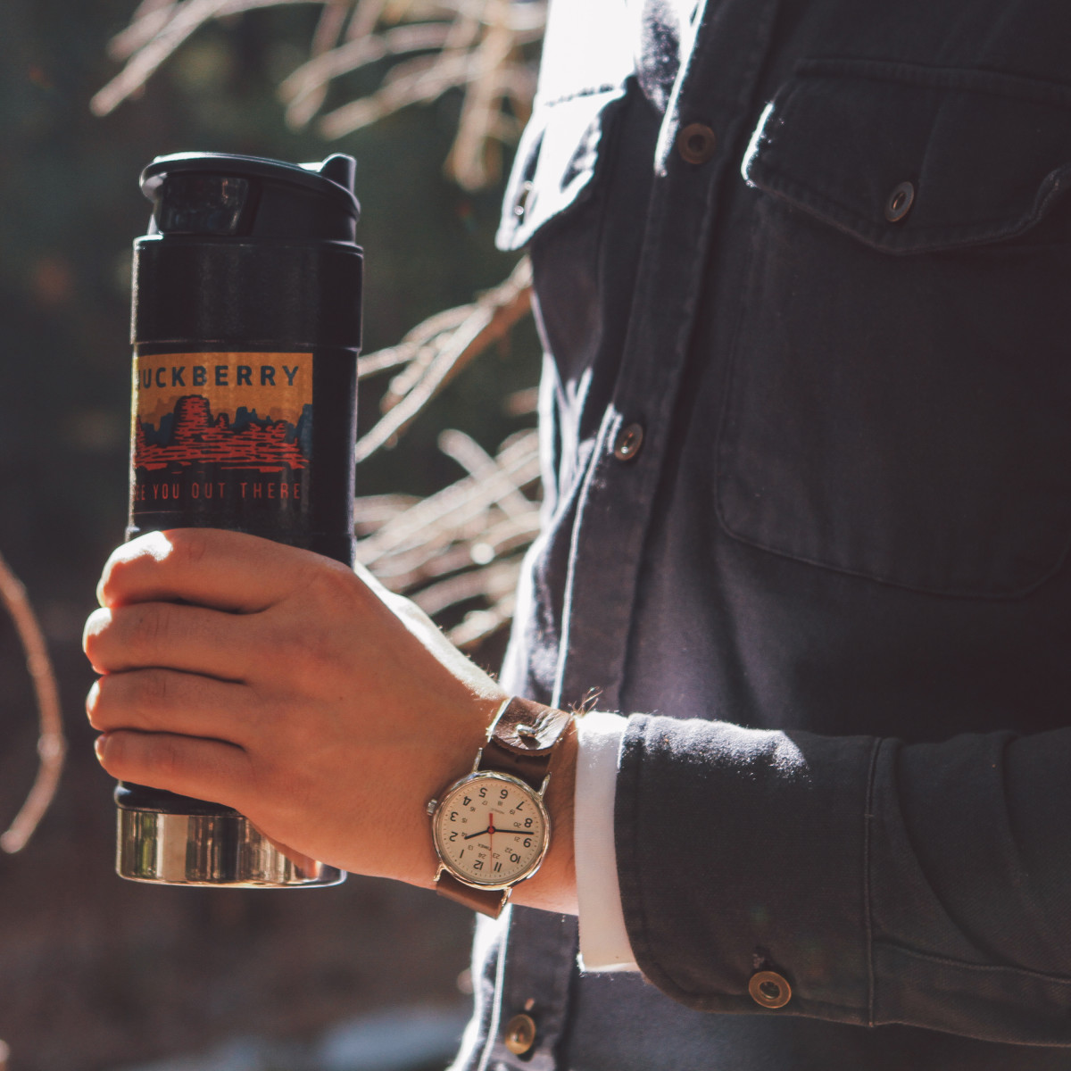 Shown: The Timex Weekender