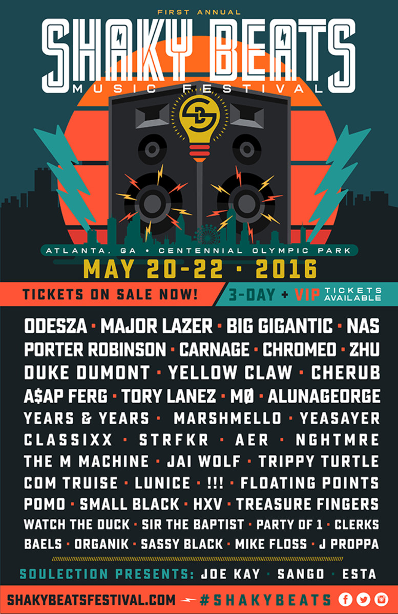 This line up is insanely good.