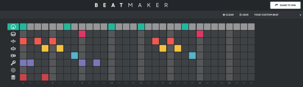 The Splice Beat Maker