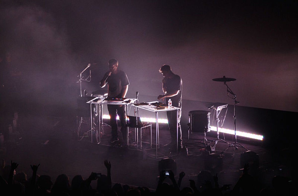 ODESZA (photo by Jacob Penderworth)