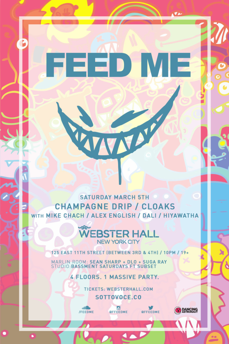 Feed Me Tickets Here
