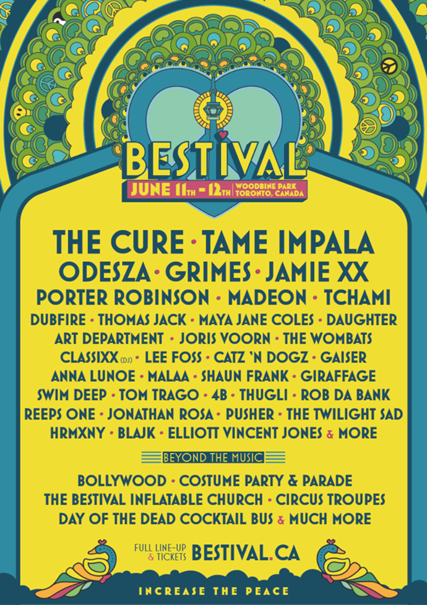 bestival 2016 lineup