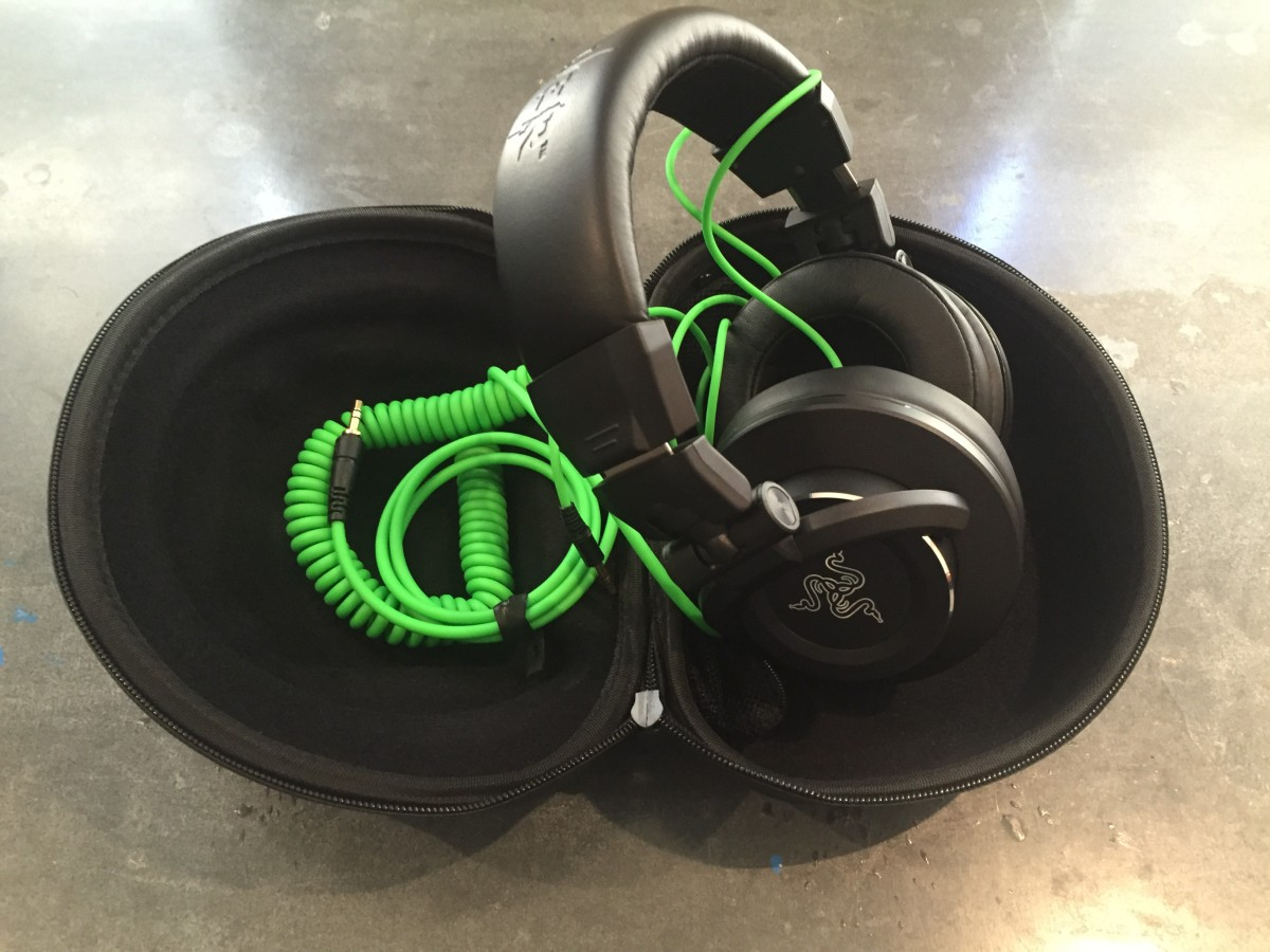 DJ Adaro Headphone by Razer