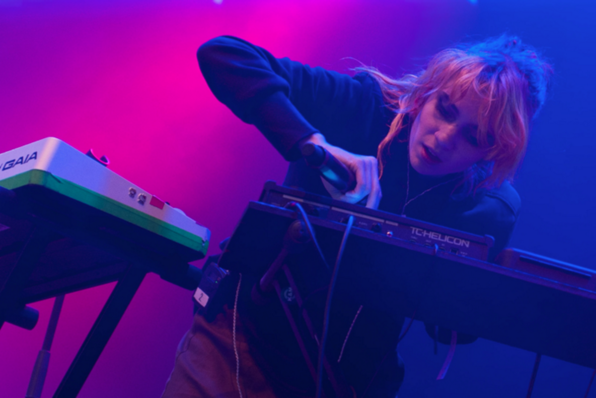 Grimes (photo by Kim Metso)