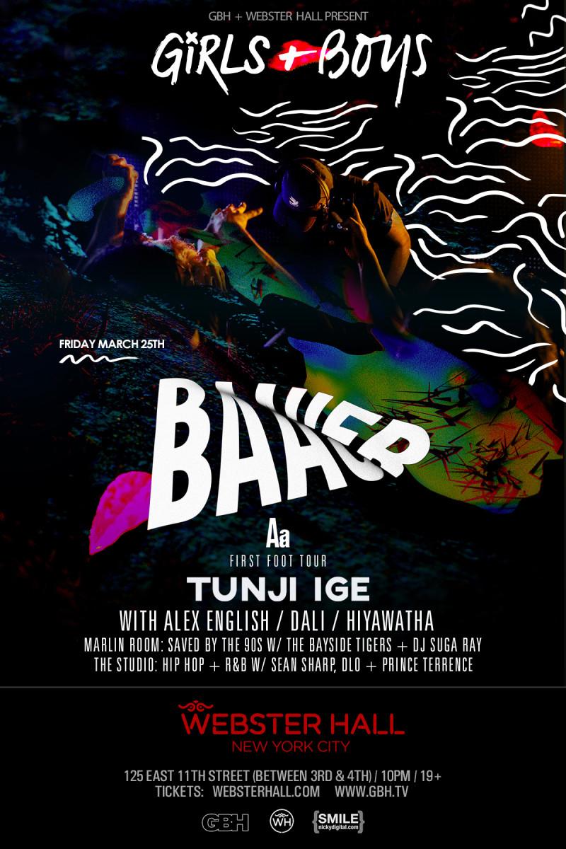 Baauer Tickets Here