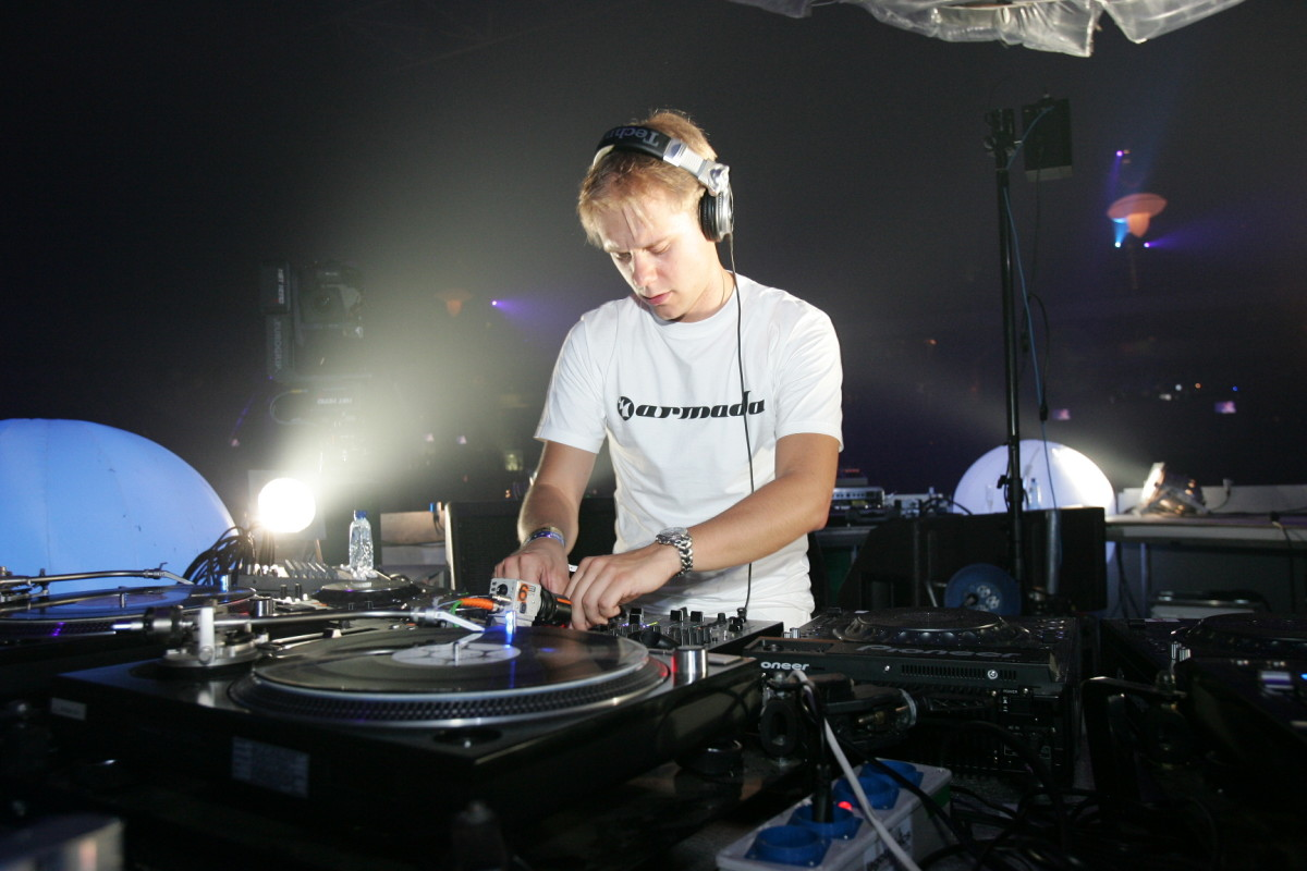 Armin Van Buuren (photo by Patrick Savalle)
