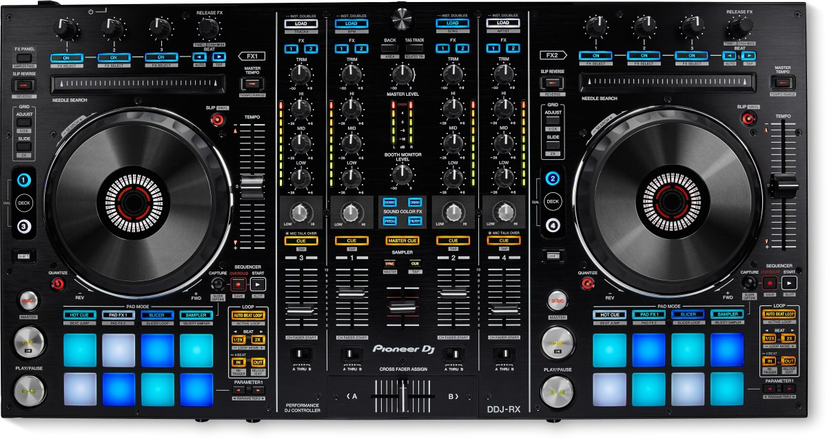 A familiar layout adds a level of comfort to users of CDJS.