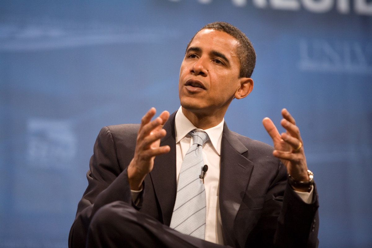 Barack Obama (photo via Wikimedia Commons)
