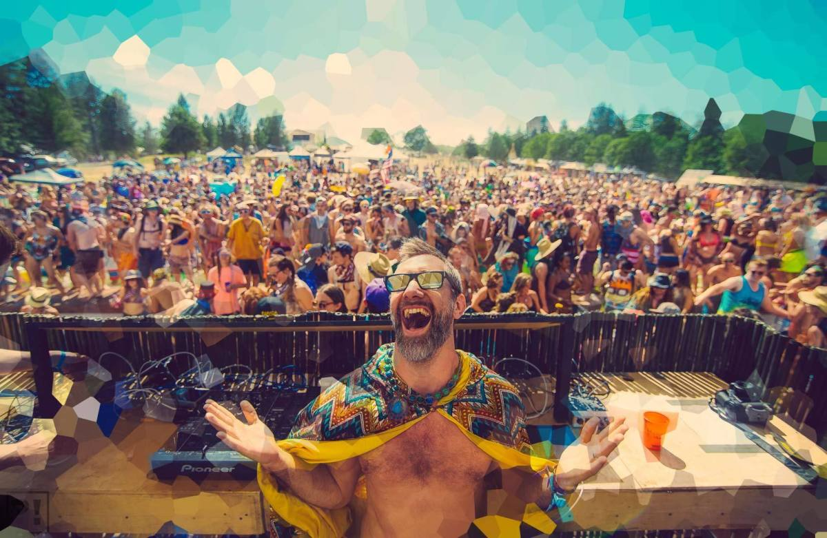 Prepare for another incredible year of WTF splash pools