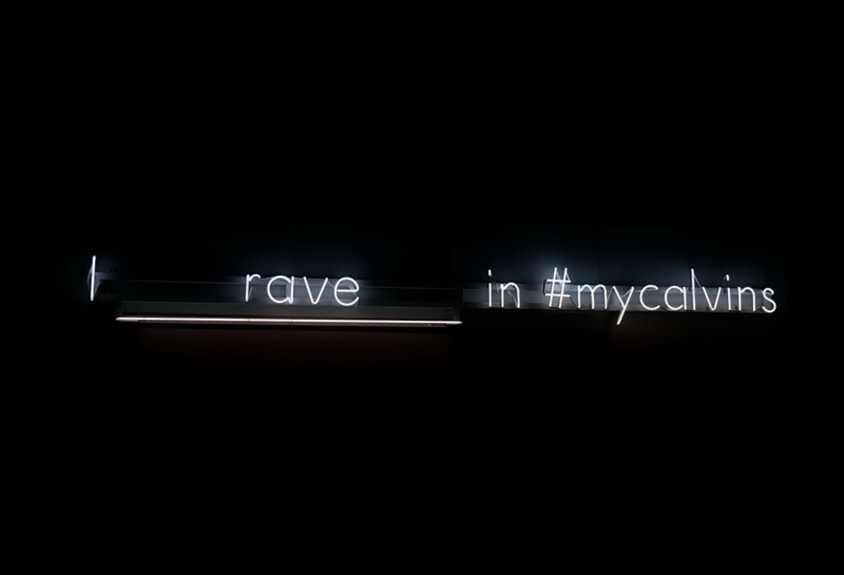 WHAT DO YOU RAVE IN?