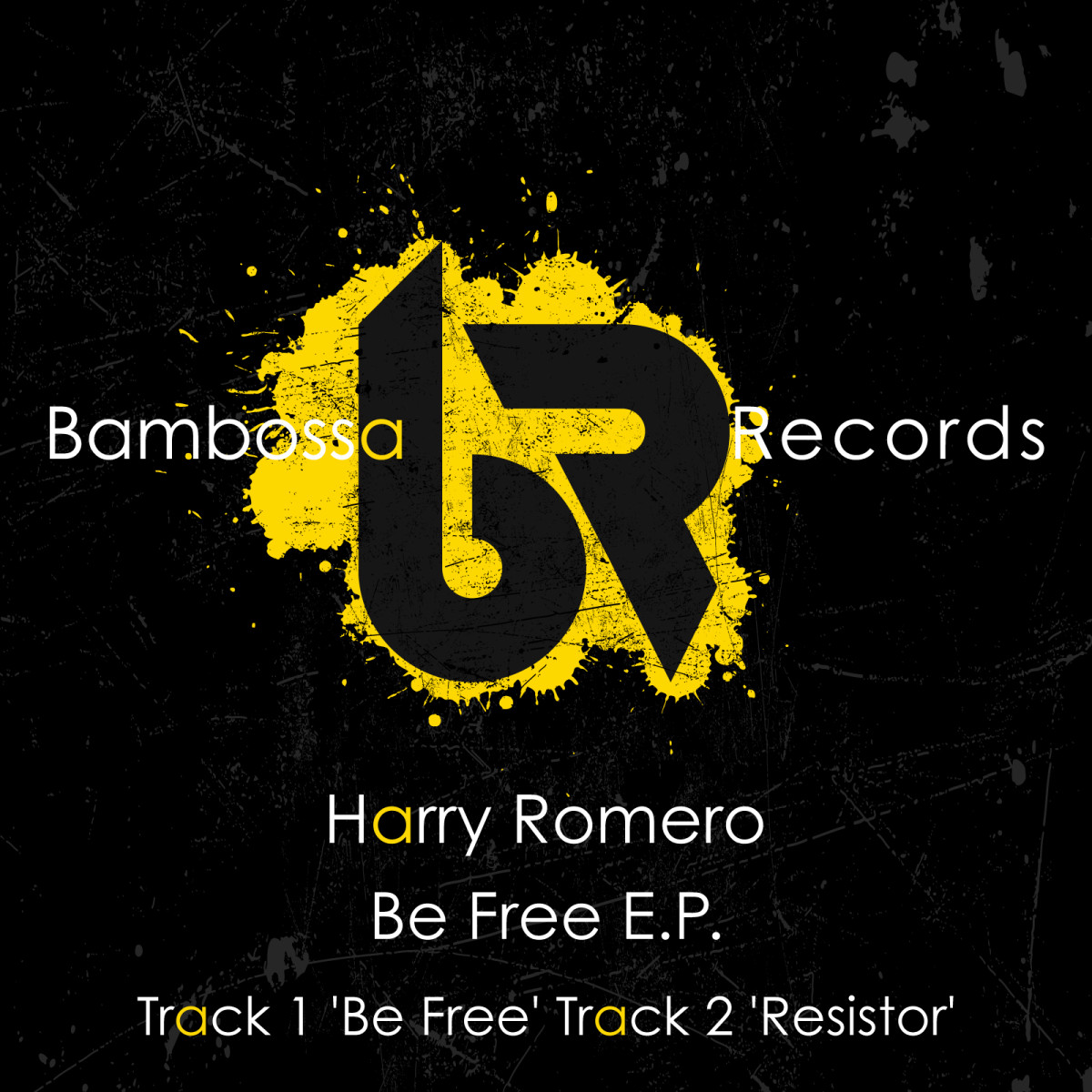 Harry-Romero-Be-Free-Ep.jpg