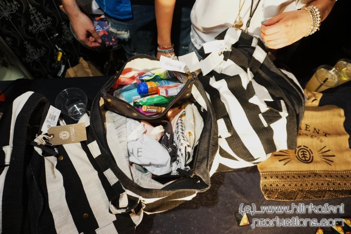Element Eden Grand Prize Goodie Bag