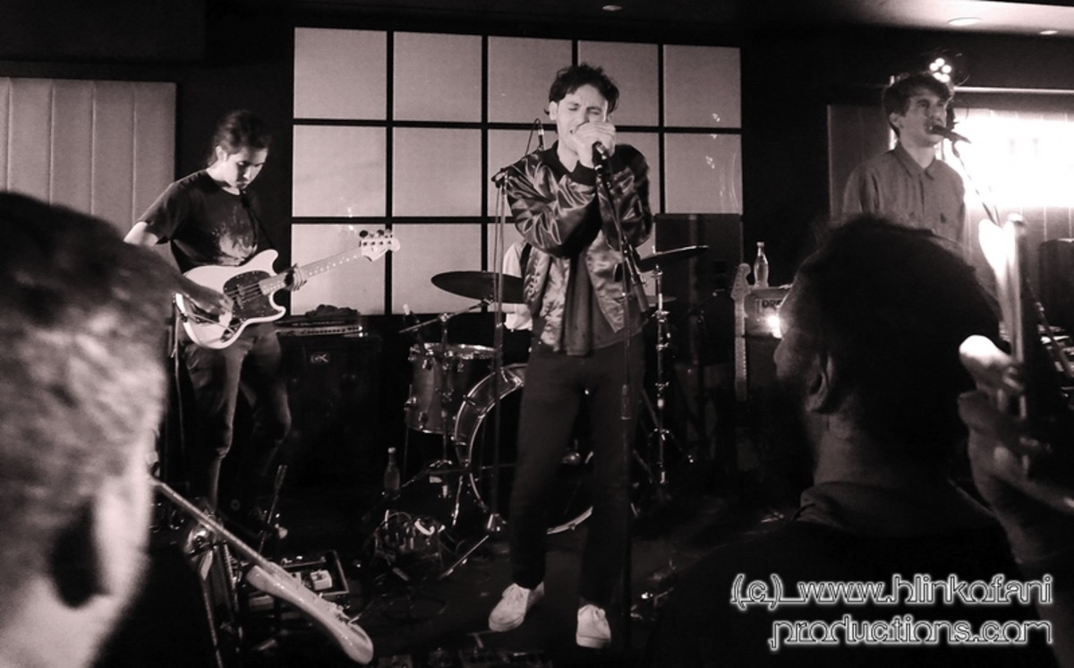 James Supercave live performance at Not a Pool Party, 2016